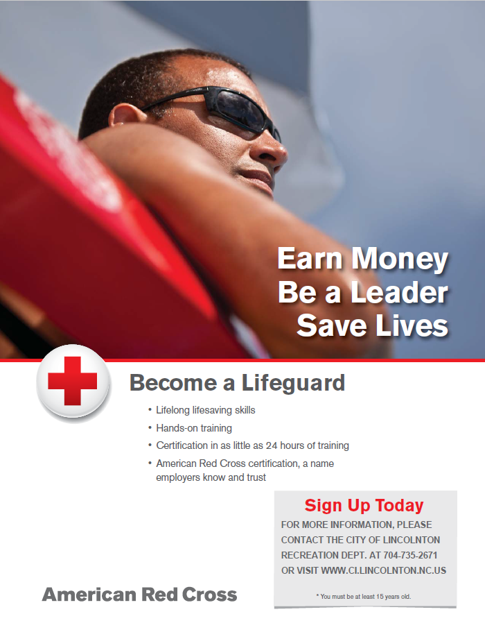 2017 Lifeguard Flyer Screen Shot