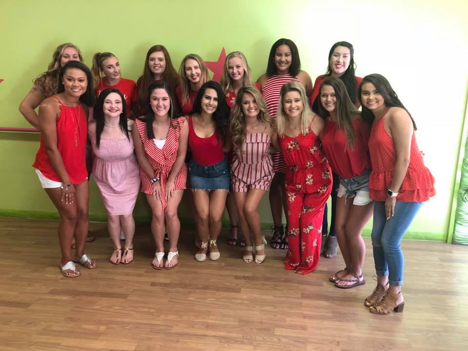 2018 Apple Queen contestants