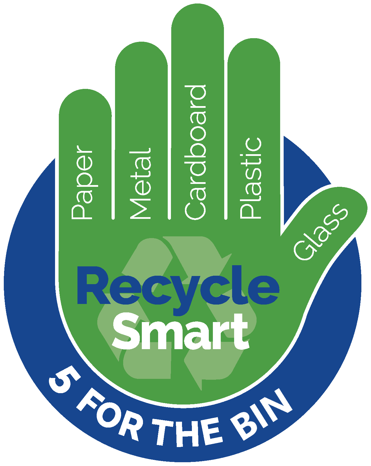 RecycleSmart_CMYK_color_logo