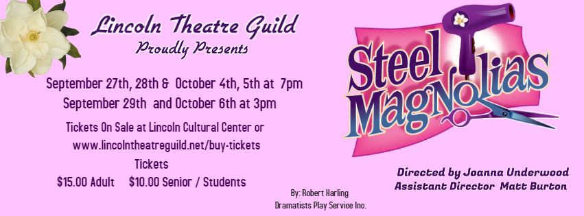 steel magnolias graphic