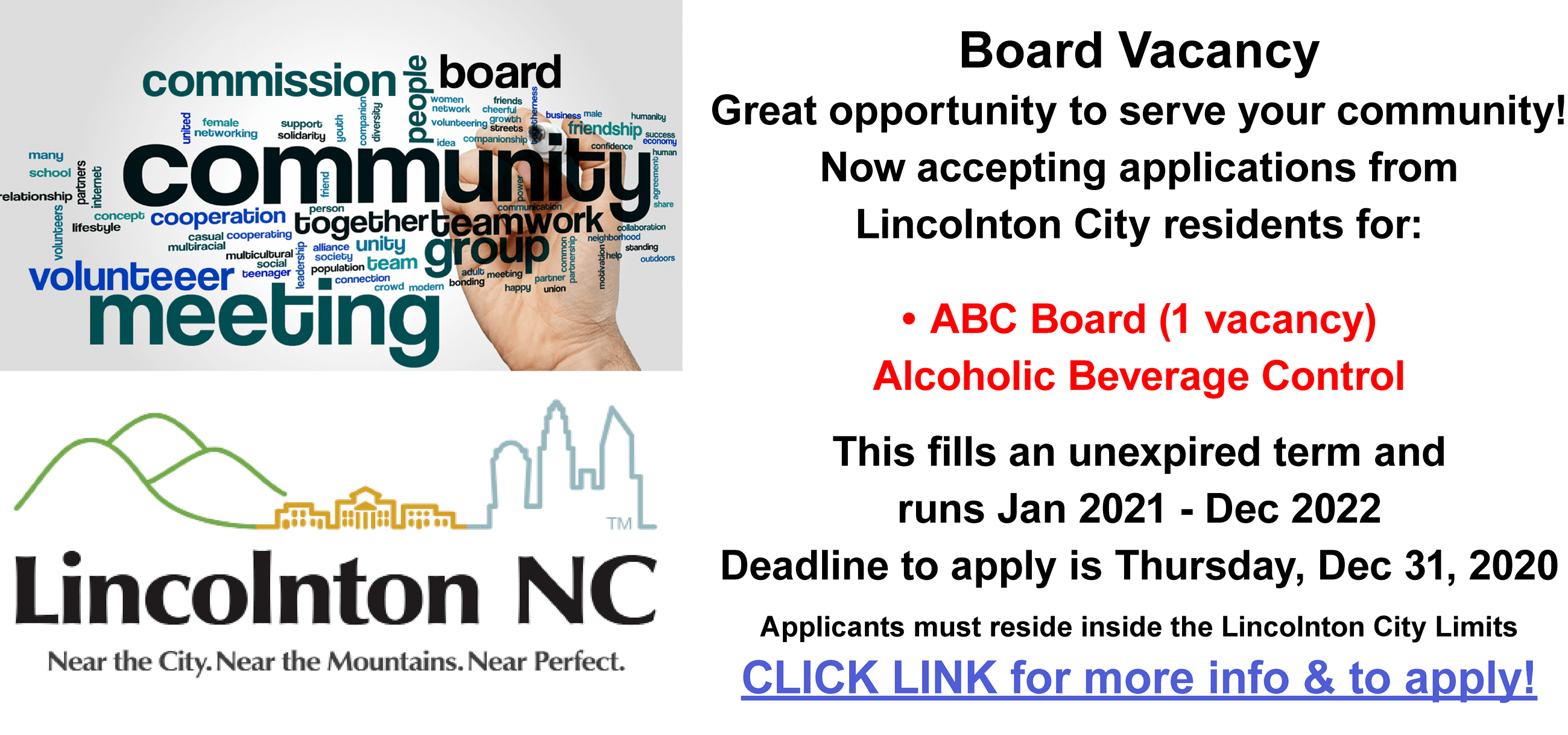 12.18.20 Board vacancy - ABC