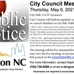 2021.05.06 public notice council mtg